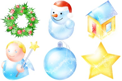 Xmas Pack Icons