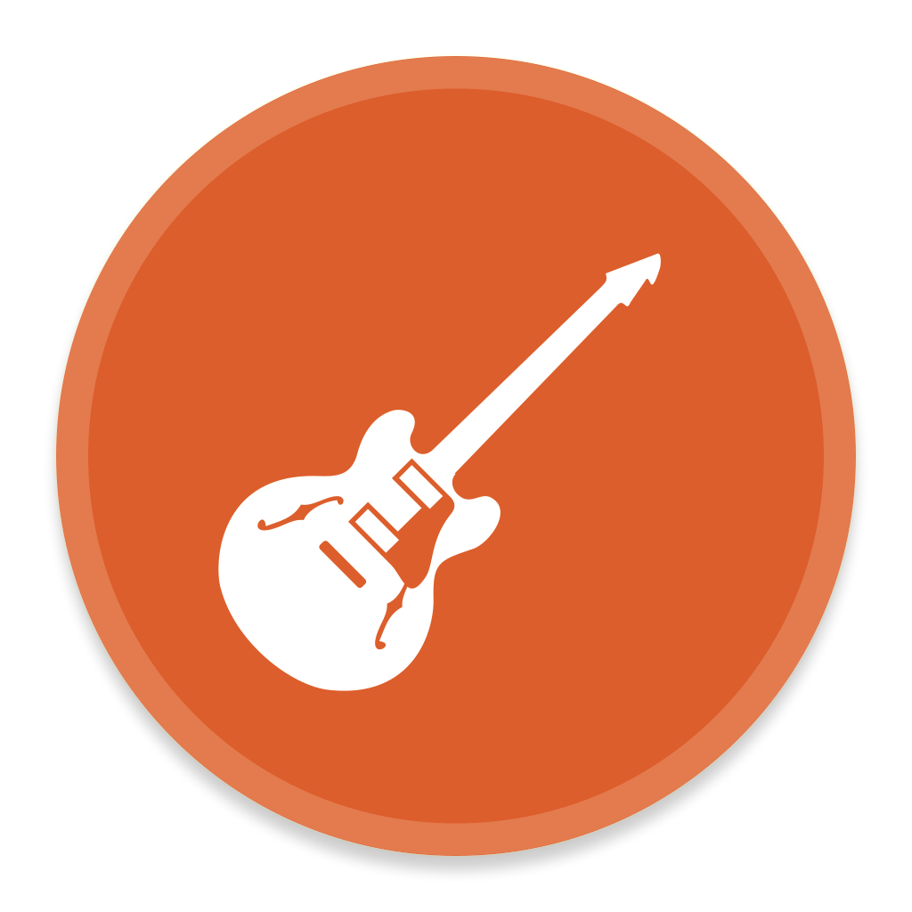 Garageband 2 Icon Button Ui App Pack Two Iconset Blackvariant