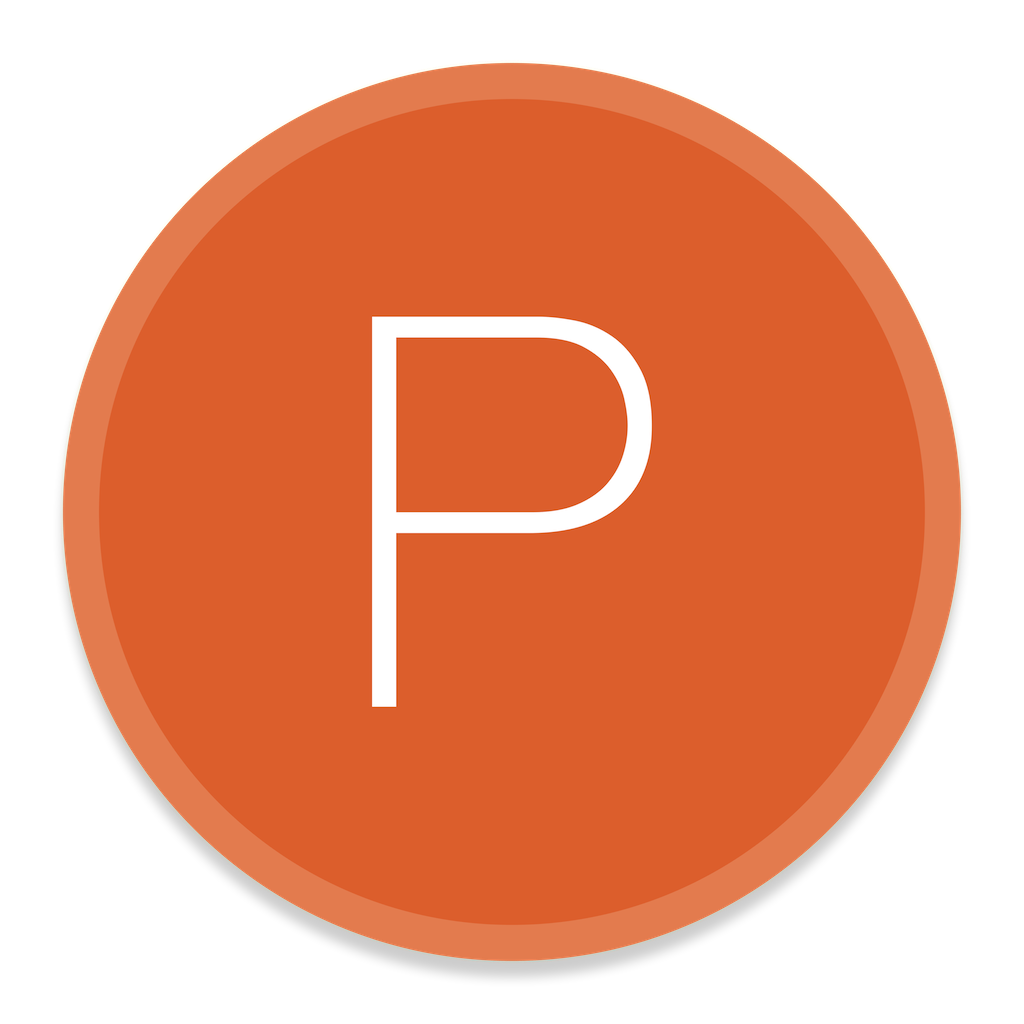 microsoft office powerpoint icon button ui microsoft office apps
