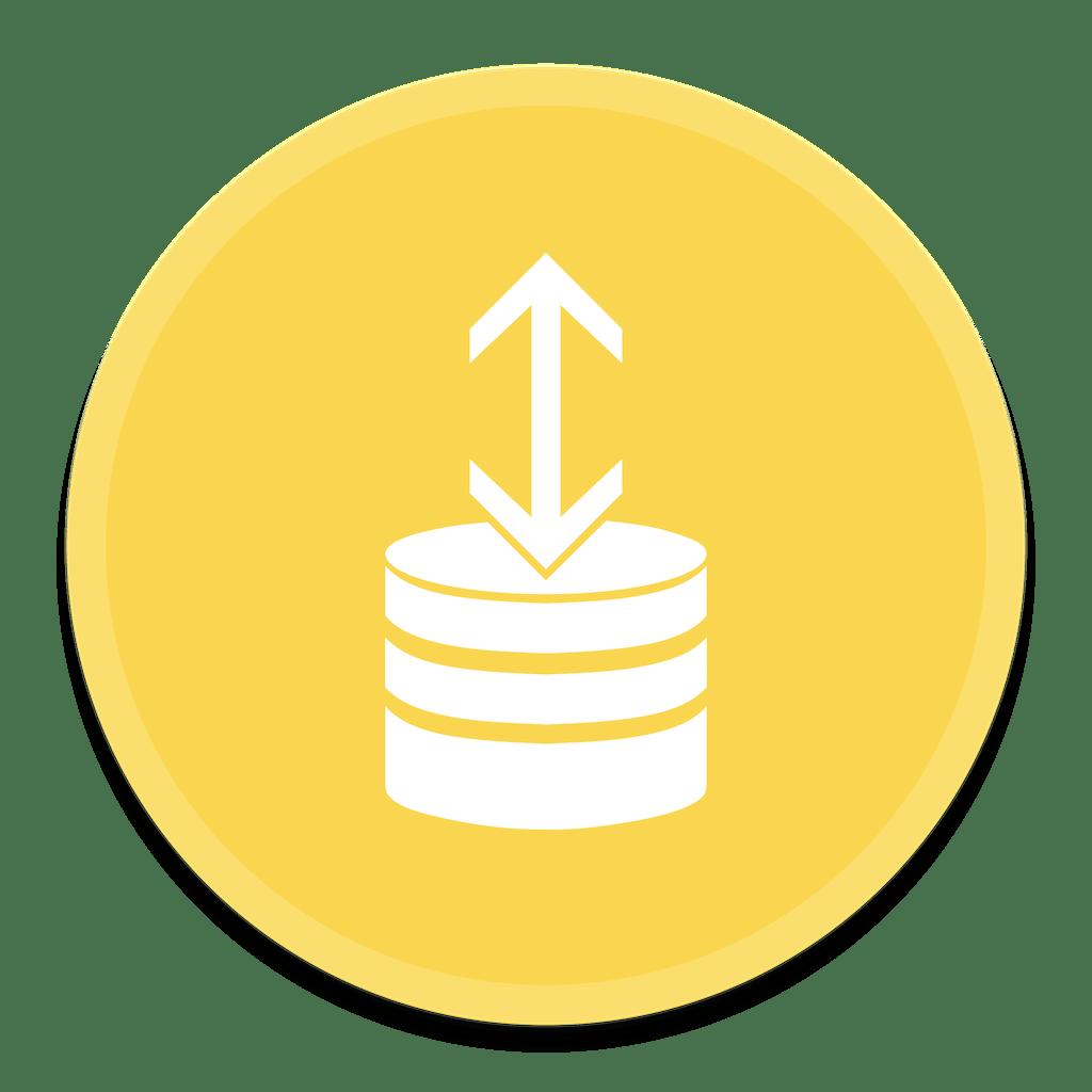 microsoft query icon
