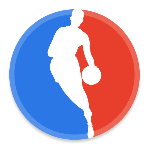 NBA Icon | Button UI - Requests #13 Iconset | BlackVariant