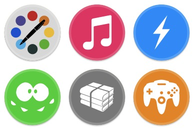 Button UI - Requests #2 Icons