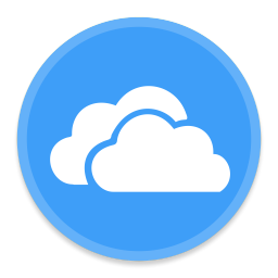 Onedrive Icon Button Ui Requests 3 Iconset Blackvariant