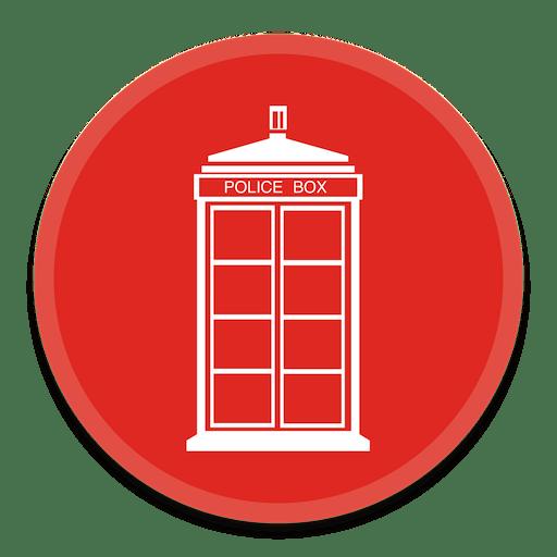 DrWho-1 icon