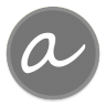 AText icon