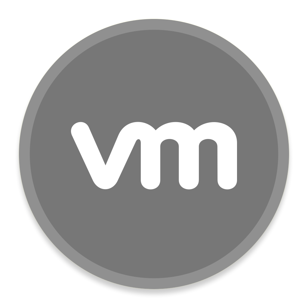 Vmware Icon Button UI Requests 6 Iconset BlackVariantVmware Png