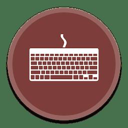 Typist icon