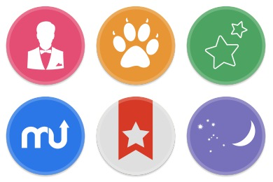Button UI - Requests #7 Icons