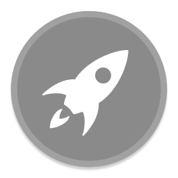 LaunchPad Rocket icon