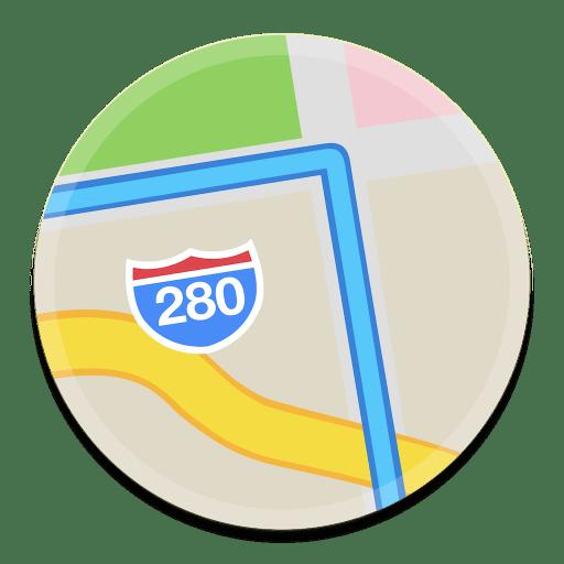 Maps-1 icon