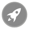 LaunchPad-Rocket icon