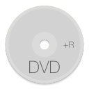 DVD-plus-R icon