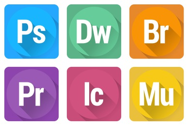 Shadow135 Adobe Icons