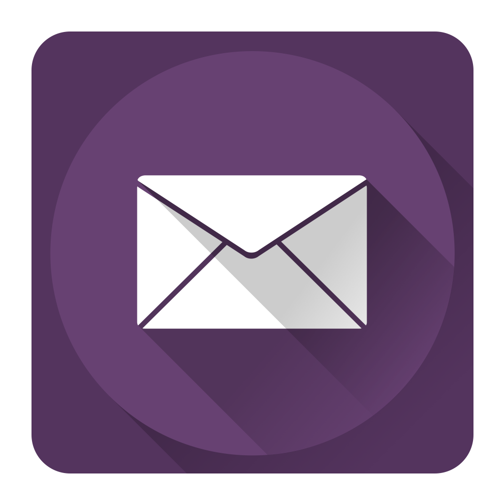 Mail Icon   Shadow135 System Iconset   BlackVariant