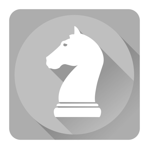 chess icon shadow135 system iconset blackvariant