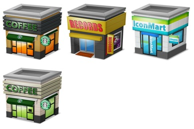 Icon Shop Icons