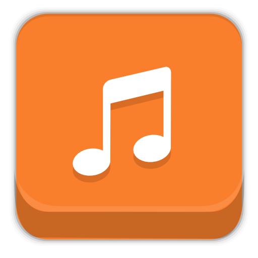 multimedia audio player icon