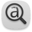 preferences desktop font icon