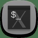 terminal xterm icon