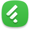 Web feedly icon