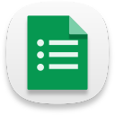 web google forms icon