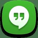 web google hangouts icon