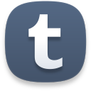 web tumblr icon