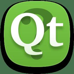 QtProject assistant icon