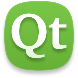 QtProject config icon