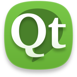 QtProject linguist icon