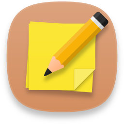Edit gnote icon