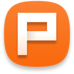 Kingsoft presentation icon