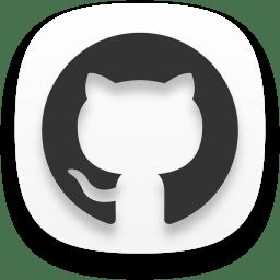 Web github icon