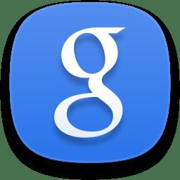 Web google icon