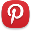 Web pinterest icon