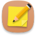 Edit-gnote icon