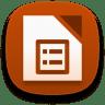 Libreoffice-impress icon