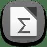 Libreoffice-math icon