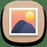Multimedia-photo-manager icon