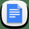 Web-google-docs icon