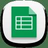 Web-google-sheets icon