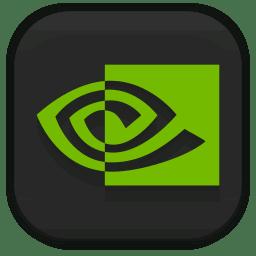 Nvidia settings icon