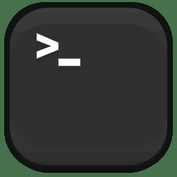 Utilities terminal icon