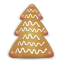 christmas cookie tree 2 icon