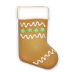 Christmas-cookie-stockings icon