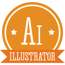 A illustrator icon