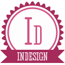 b indesign icon
