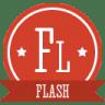 A-flash icon