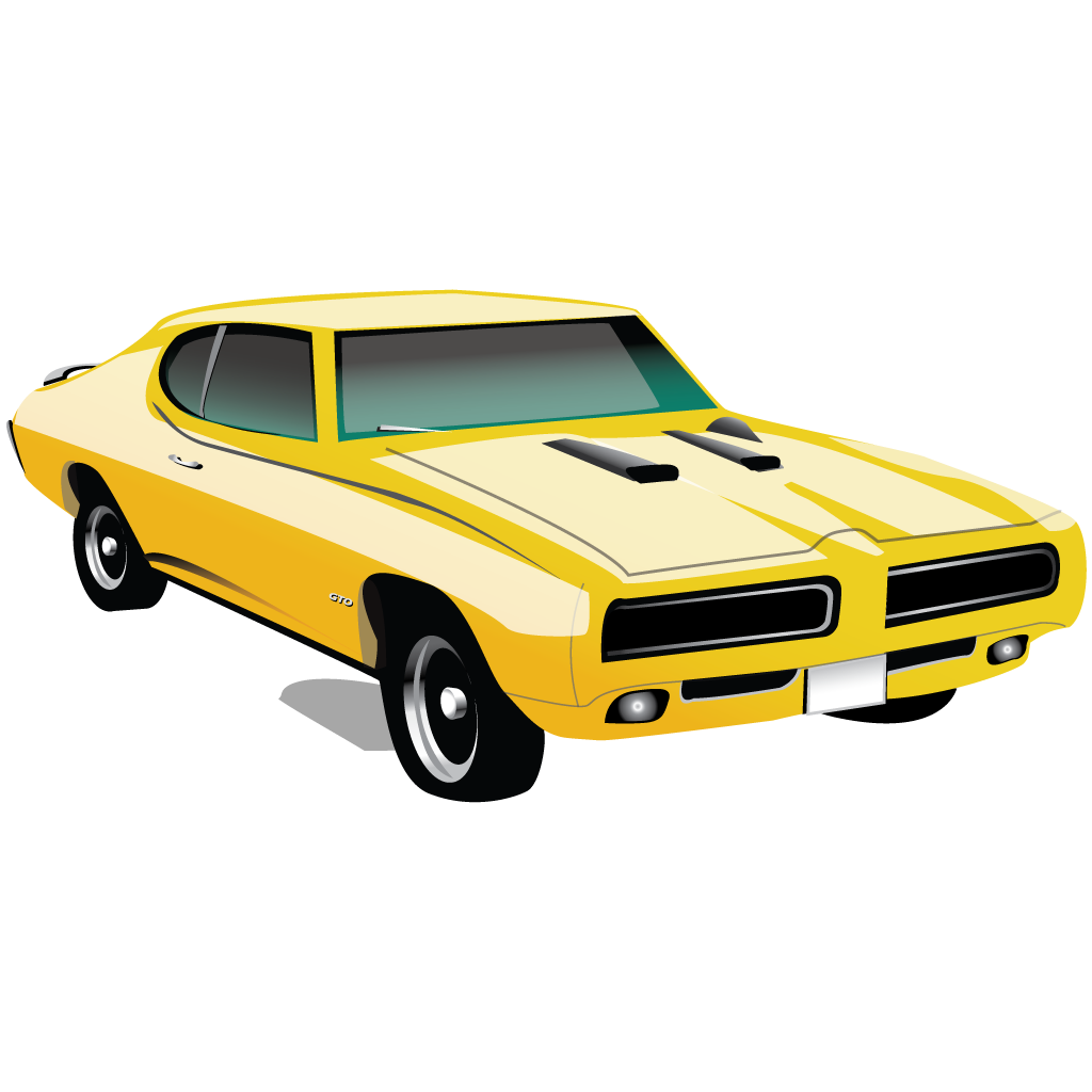 American car center birmingham alabama - Muscle Car Png Muscle Car Pontiac Gto Icon Classic American Cars Iconset