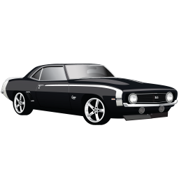 Muscle Car Chevrolet Camaro SS icon